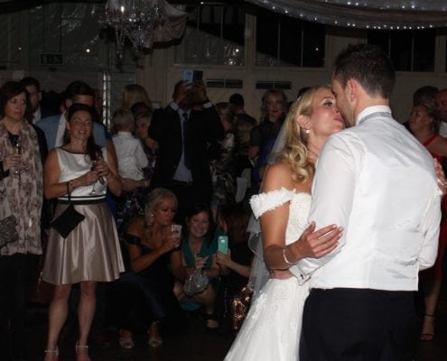 Wedding DJ At De Vere Theobalds Estate