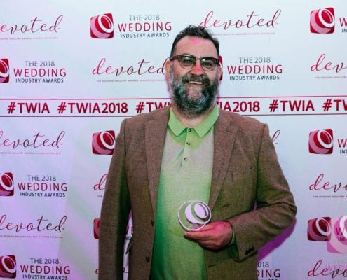 Wedding DJ Award
