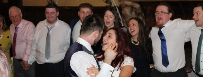 Wedding at Grims Dyke